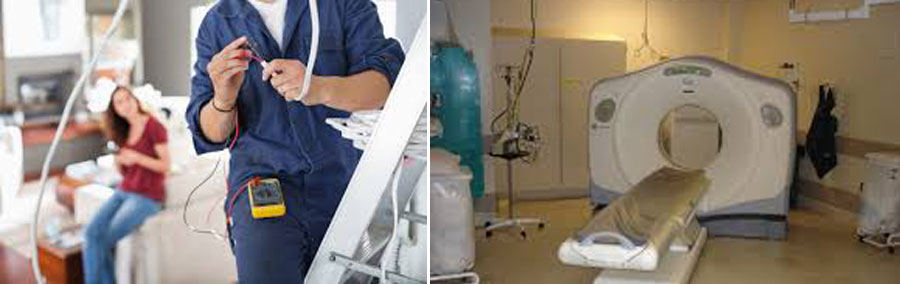 Electrician for Medical Care